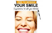 """How to improve your smile"" – Patricia Flokis"