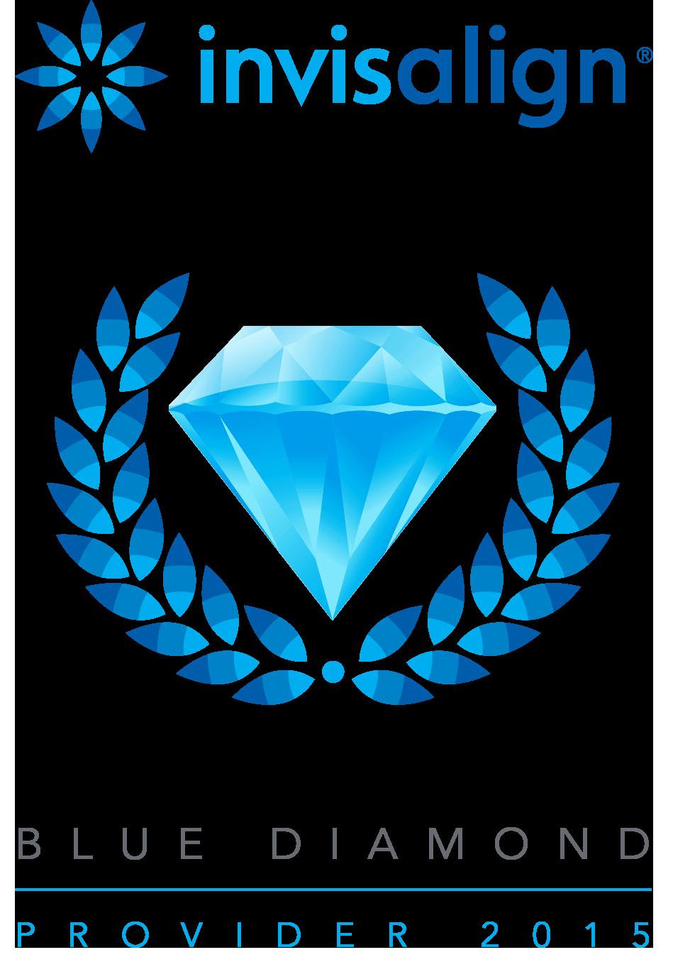 blue diamond invisalign provider