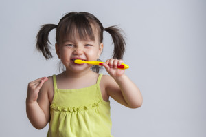 What is paediatric dentistry