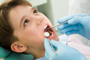 dental anxiety in children
