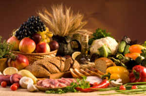 Big food still-life halitosis bad breath