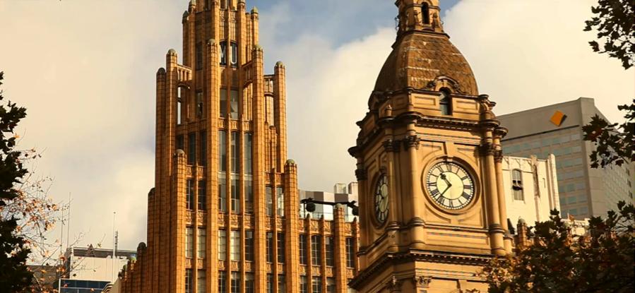 Manchester Unity Building Melbourne